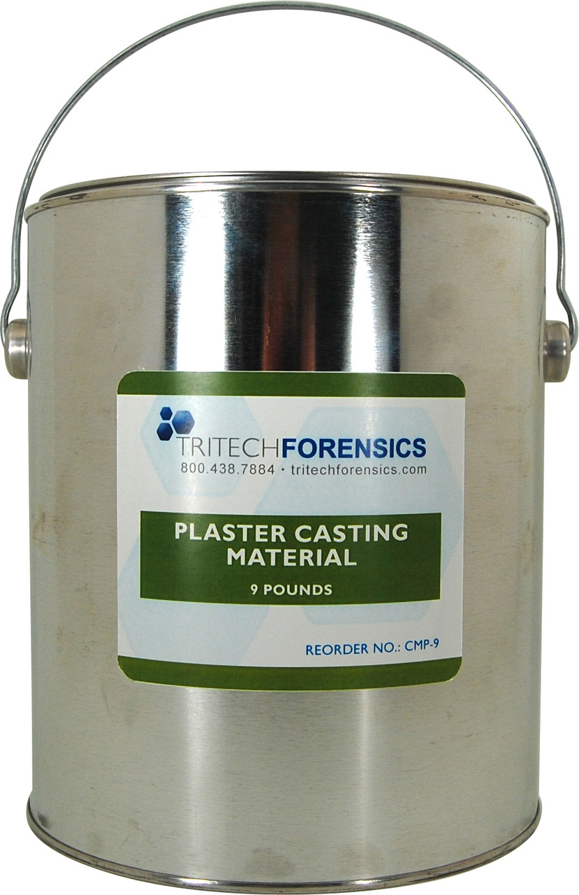 Plaster Casting Material - 9 lbs