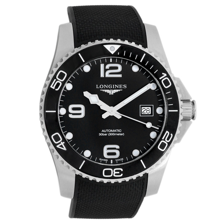 Longines Stainless Steel HydroConquest L3.781.4.56.6