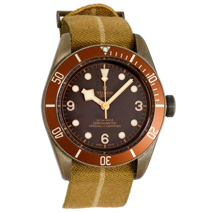 Tudor Heritage Black Bay  Bronze Automatic Watch 79250BM