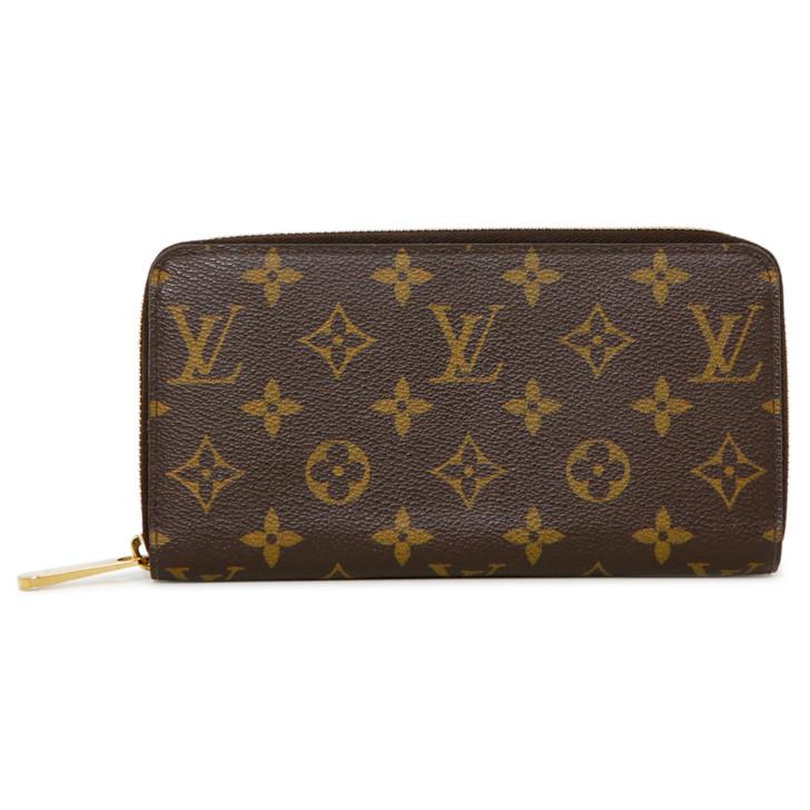 Louis Vuitton  Monogram Zippy Wallet