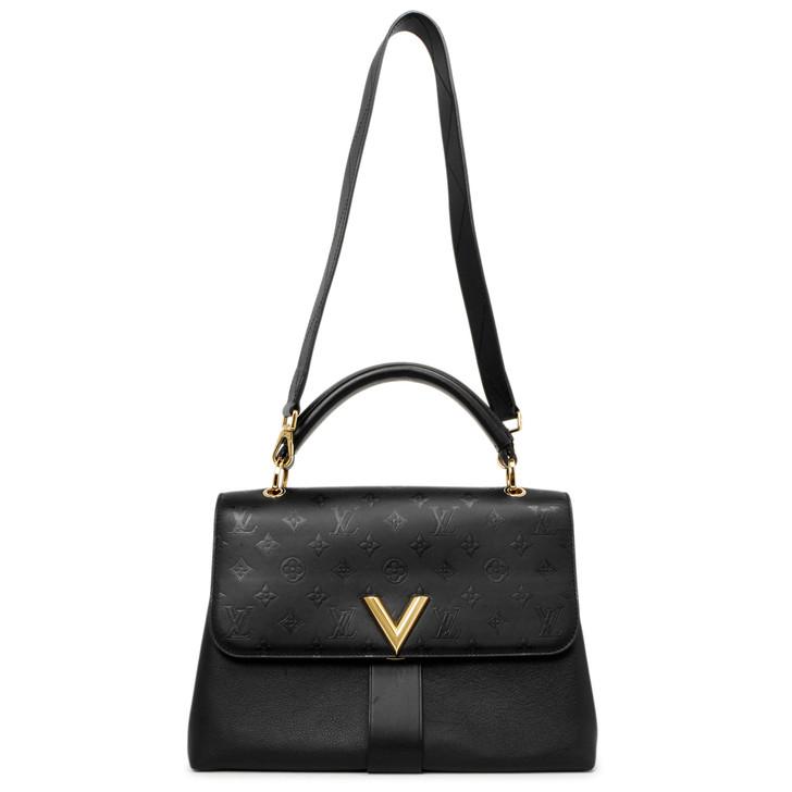 Louis Vuitton Noir Very One Handle