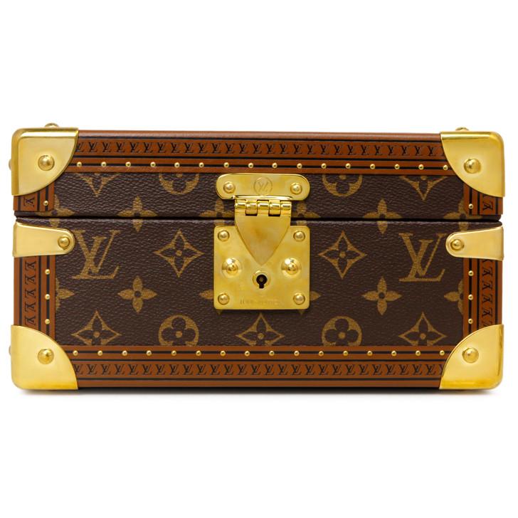 Louis Vuitton Monogram Coffret Tresor 24