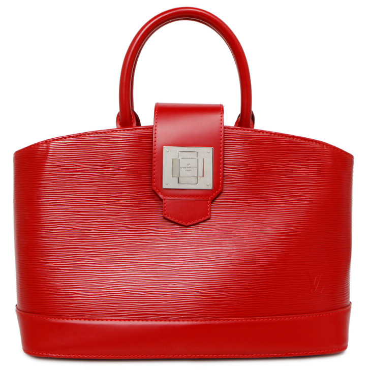 Louis Vuitton Carmine Epi Mirabeau PM