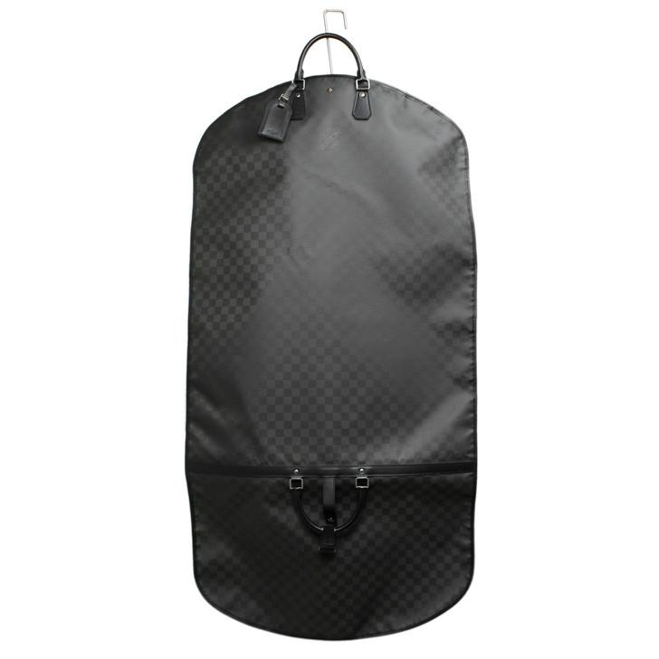 Louis Vuitton Damier Carbon Garment Bag i8