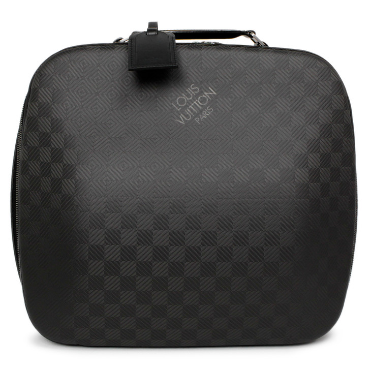 Louis Vuitton Damier Carbon Business Case i8