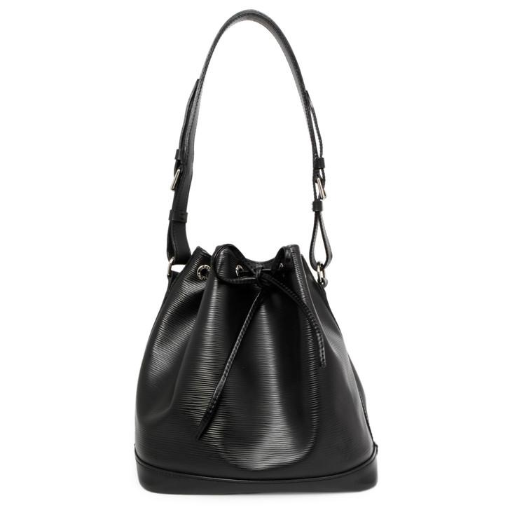 Louis Vuitton Black Epi Petit Noe NM