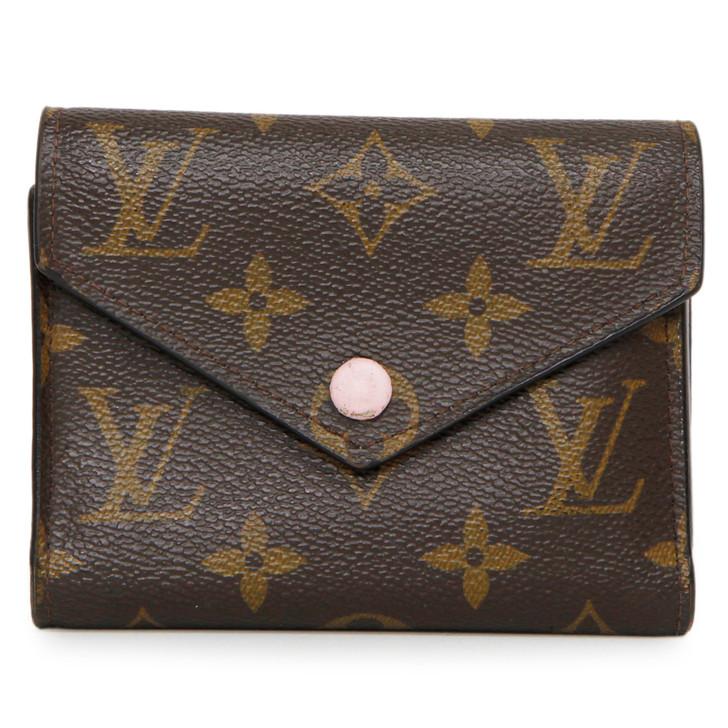 Louis Vuitton Monogram Victorine Wallet
