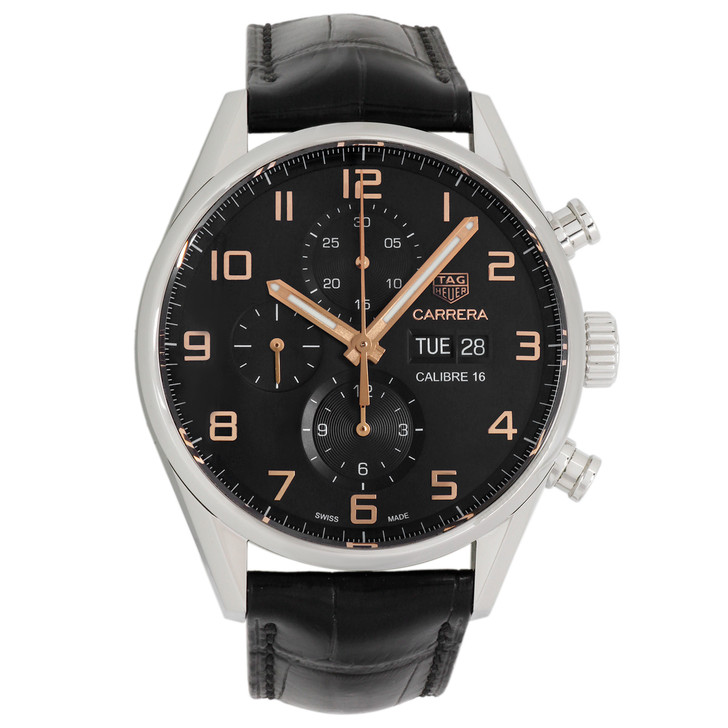 Tag Heuer Stainless Steel Carrera Chronograph Automatic CV2A1AB.FC6379