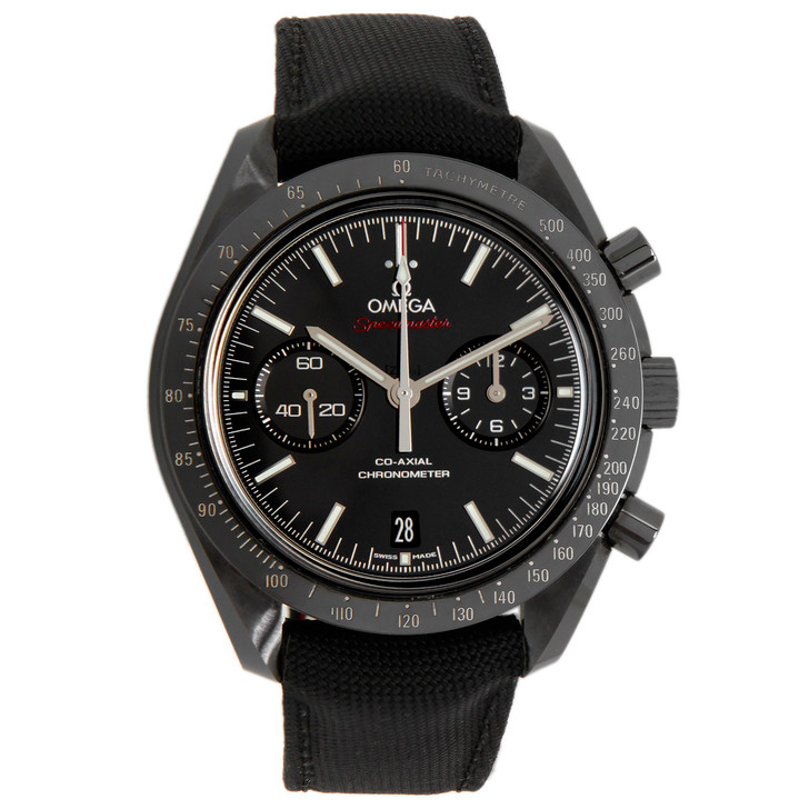 Omega Ceramic Speedmaster Dark Side of the Moon Co-Axial Chronograph 311.92.44.51.01.003