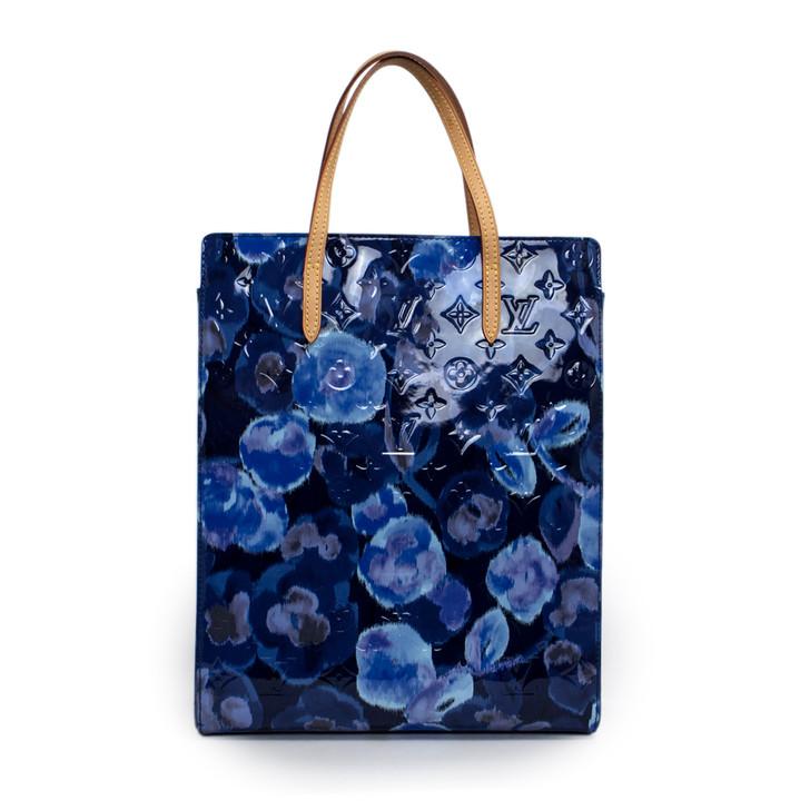 Louis Vuitton Grand Bleu Ikat Catalina Tote