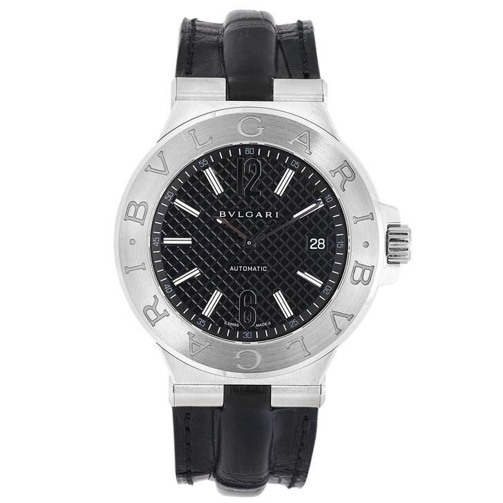 Bvlgari Diagono 40mm Automatic Watch