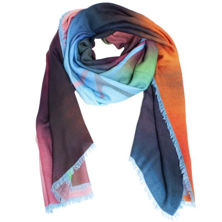 Louis Vuitton Wool/Silk Blend Shawl
