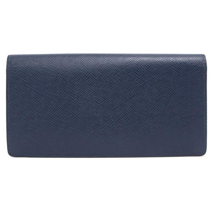 Louis Vuitton Ocean Taiga Brazza Wallet