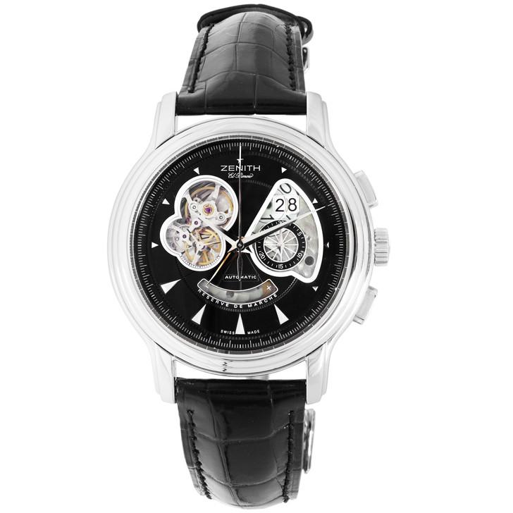 Zenith Chronomaster XXT Open Grande Date Watch 03.1260.4039