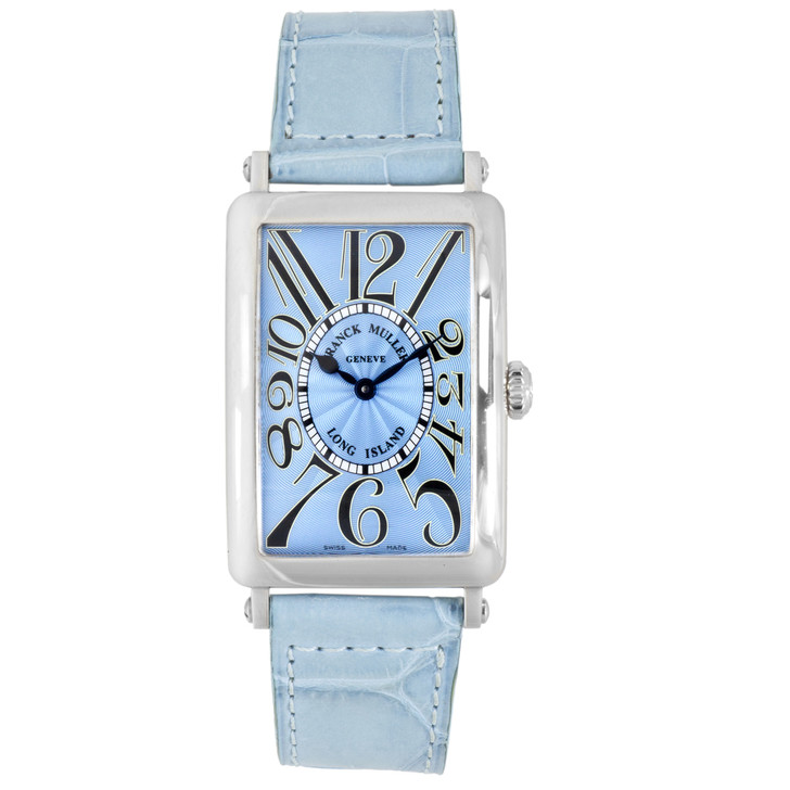 Franck Muller Long Island 952 QZ Ladies Watch