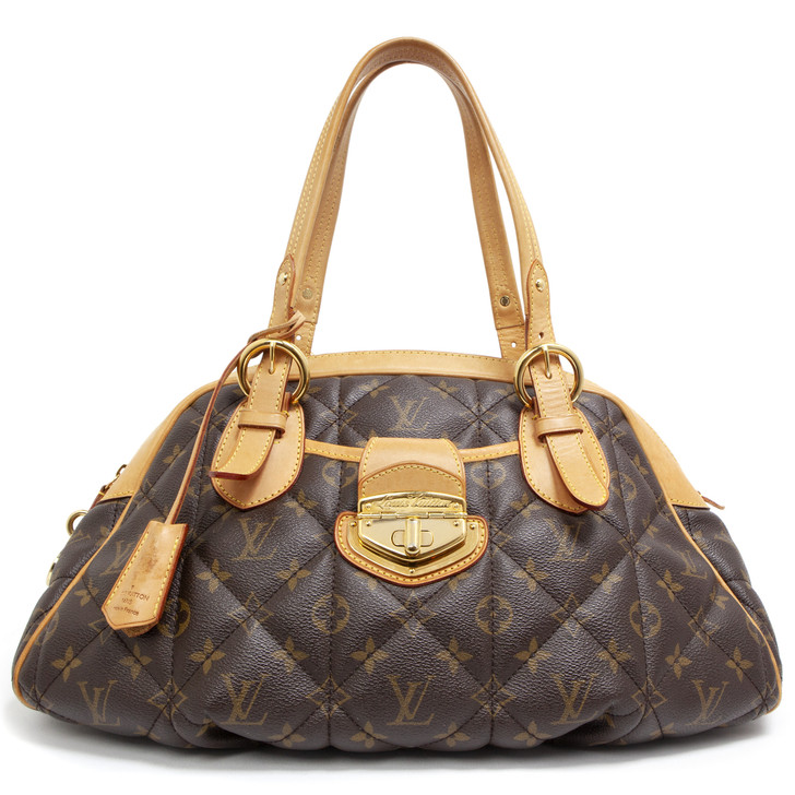 Louis Vuitton Monogram Etoile Bowling Bag