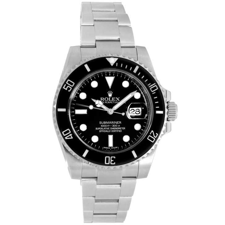 Rolex Stainless Steel Submariner 116610LN