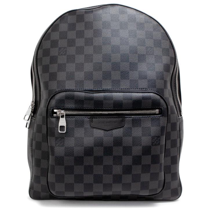 Louis Vuitton Damier Graphite Josh  Backpack