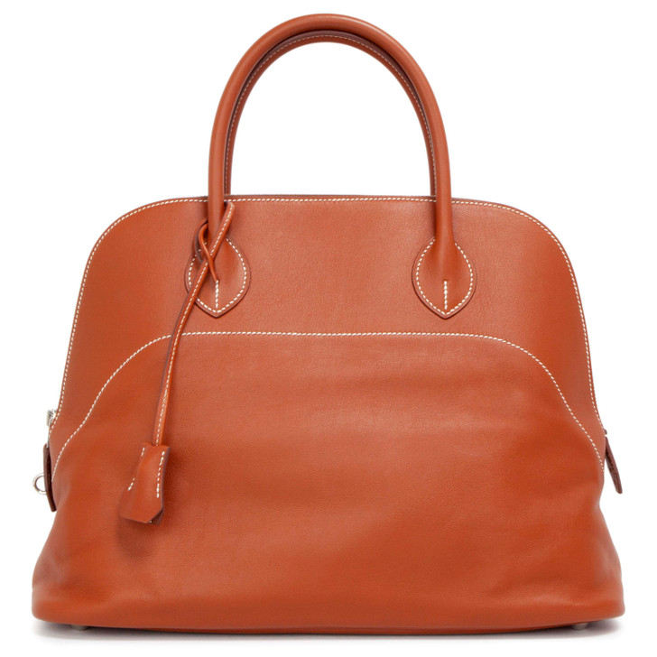 Hermes Fauve Sikkim Bolide Relax 35