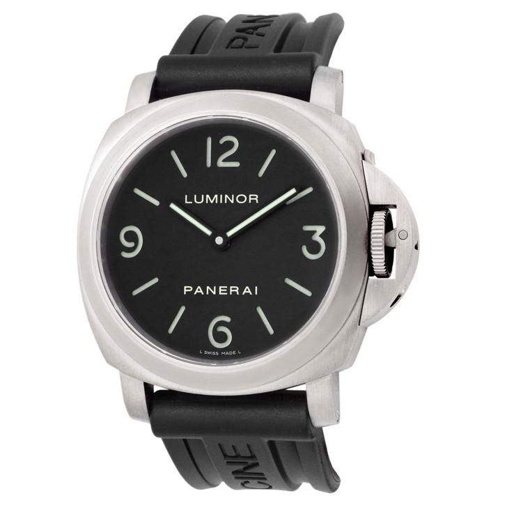 Panerai Luminor Base 44mm Manual Wind Watch PAM00176