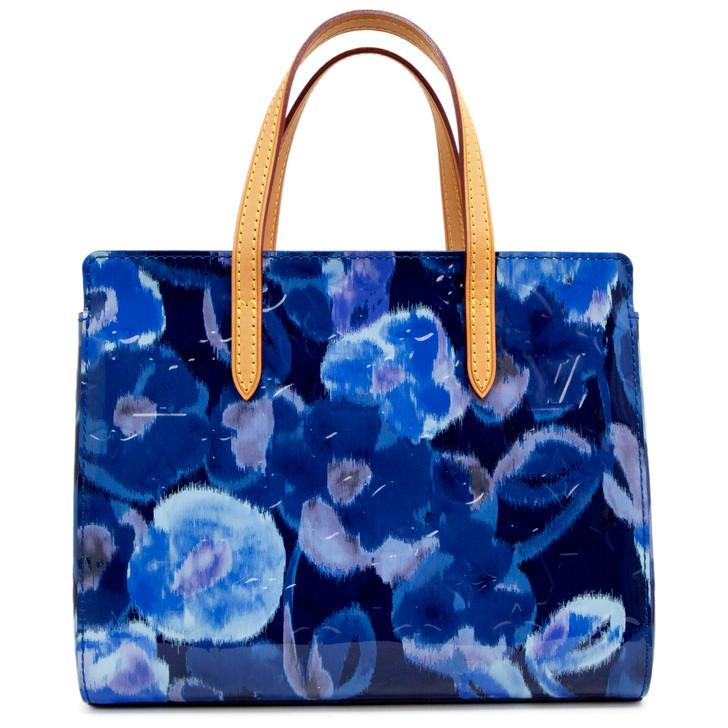 Louis Vuitton Grand Bleu Vernis Ikat Catalina BB