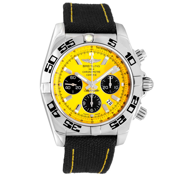 Breitling Stainless Steel Chronomat 44 Limited Edition AB01109S/I523