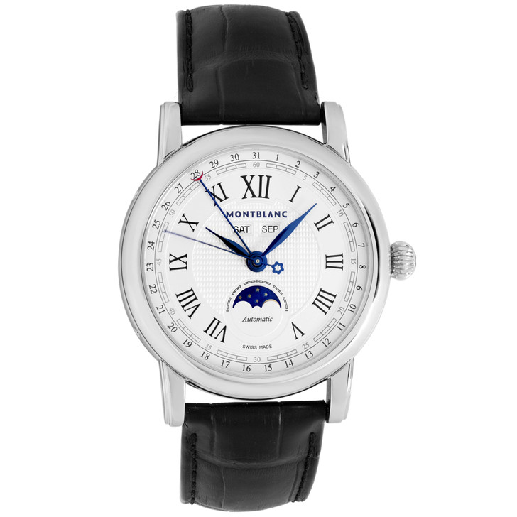 Montblanc Stainless Steel Star Quantième Complet 108736