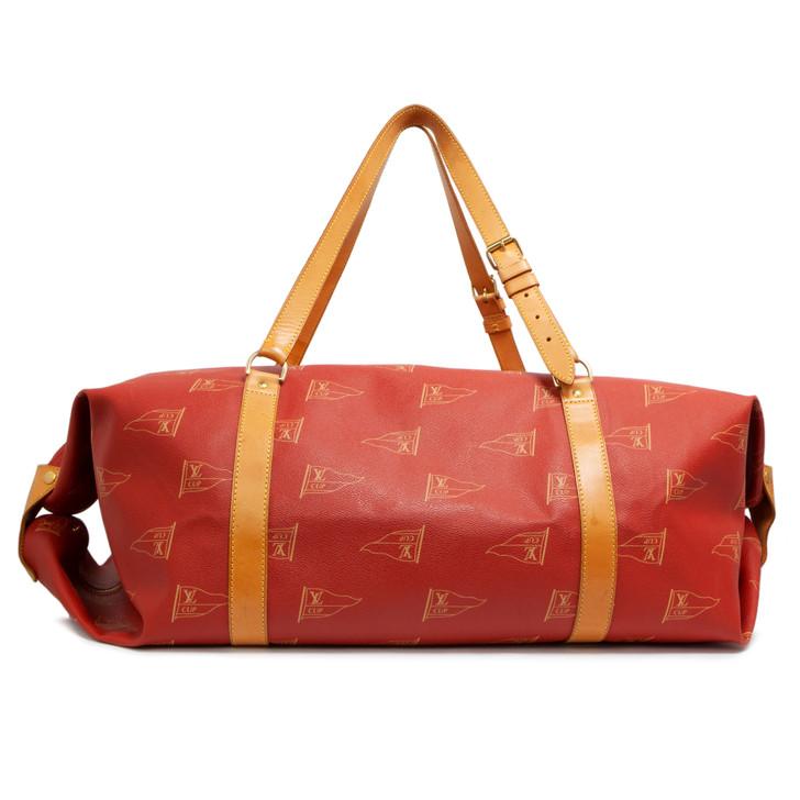 Louis Vuitton America's Cup Garment  Bag