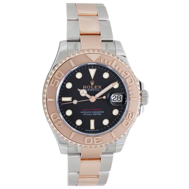 Rolex Stainless Steel & Everose Yacht-Master 37 268621