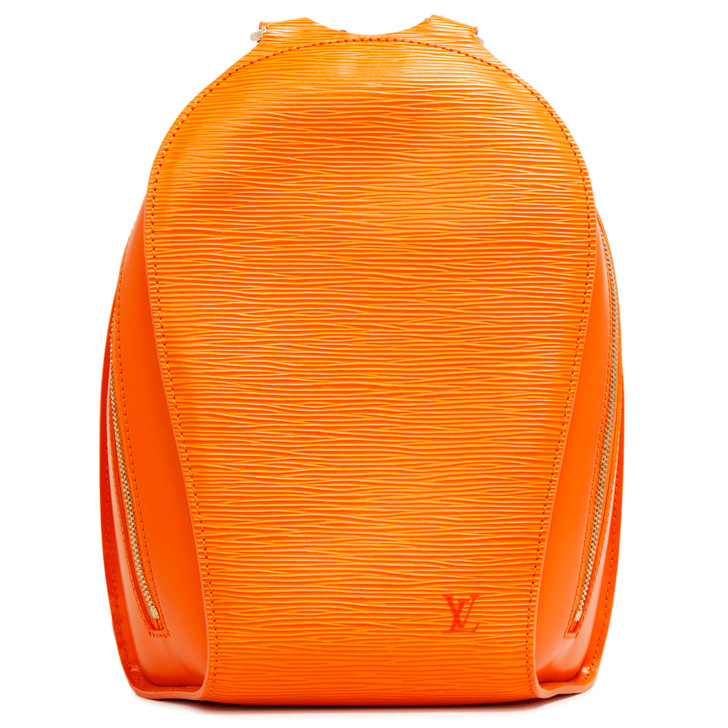 Louis Vuitton Mimosa Epi Mabillon Backpack