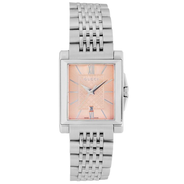 Gucci Stainless Steel G-Timeless Quartz Watch