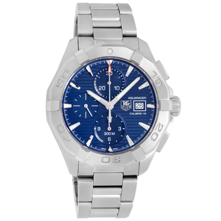 Tag Heuer Aquaracer  Automatic Chronograph Watch CAY2112