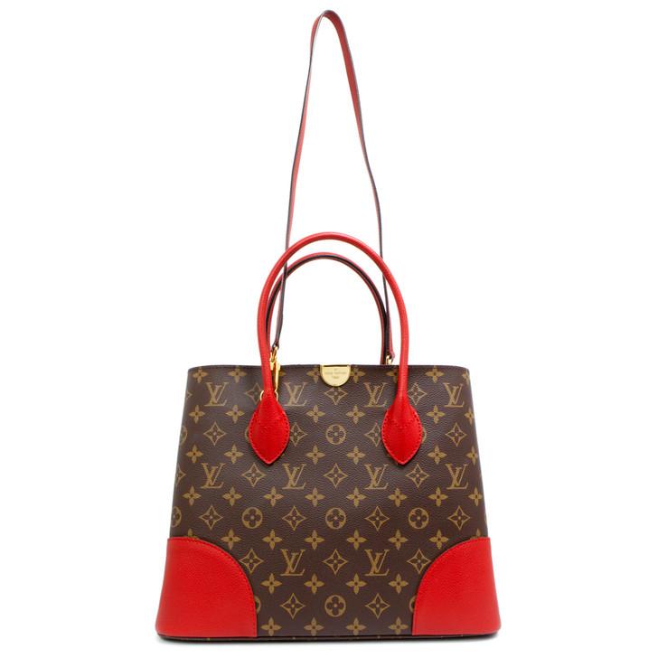 Louis Vuitton Cerise Monogram Flandrin
