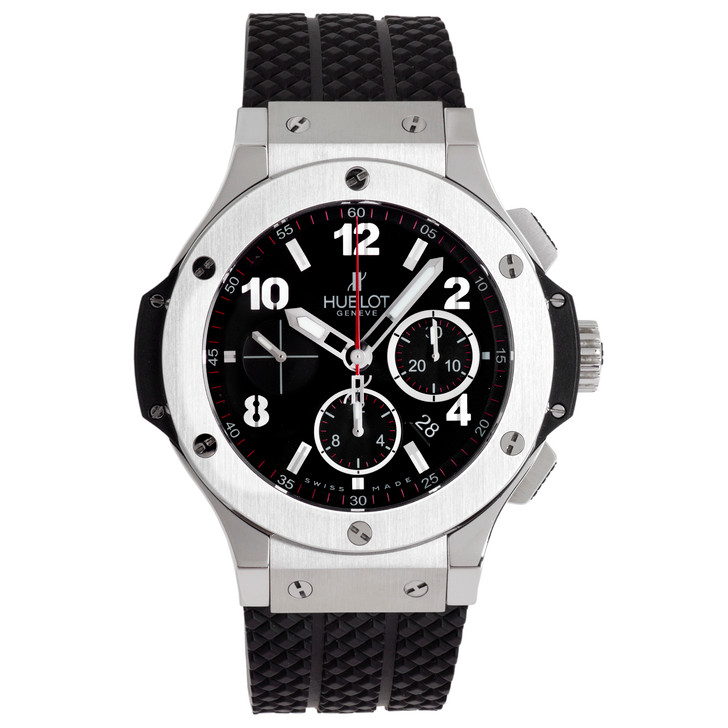 Hublot Stainless Steel Big Bang 44mm Automatic 301.SX.130.RX