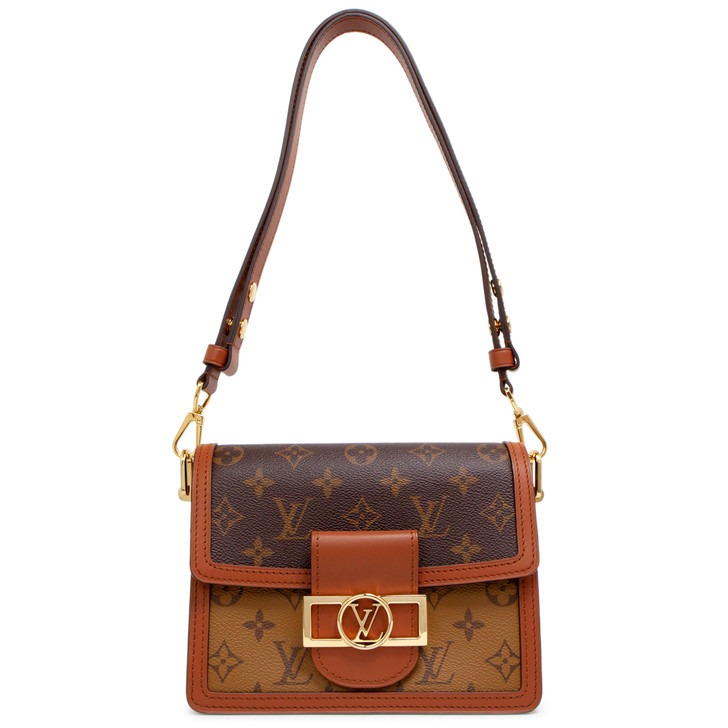 Louis Vuitton Reverse Monogram Mini Dauphine