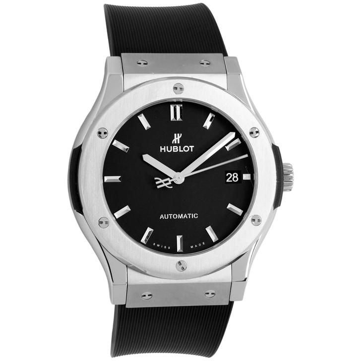 Hublot Titanium Classic Fusion 45mm Automatic Watch 511.NX.1171.LR