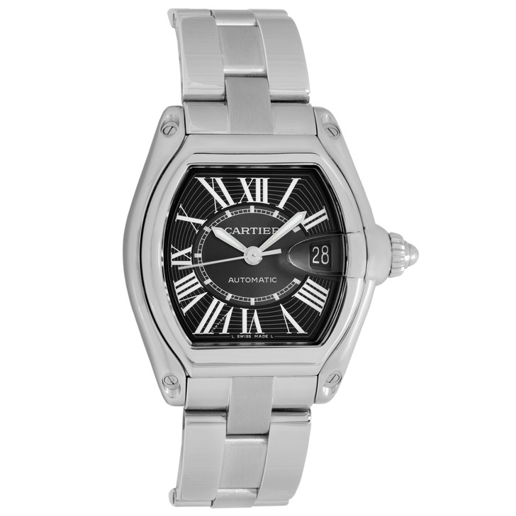 Cartier Stainless Steel Roadster W62041V3