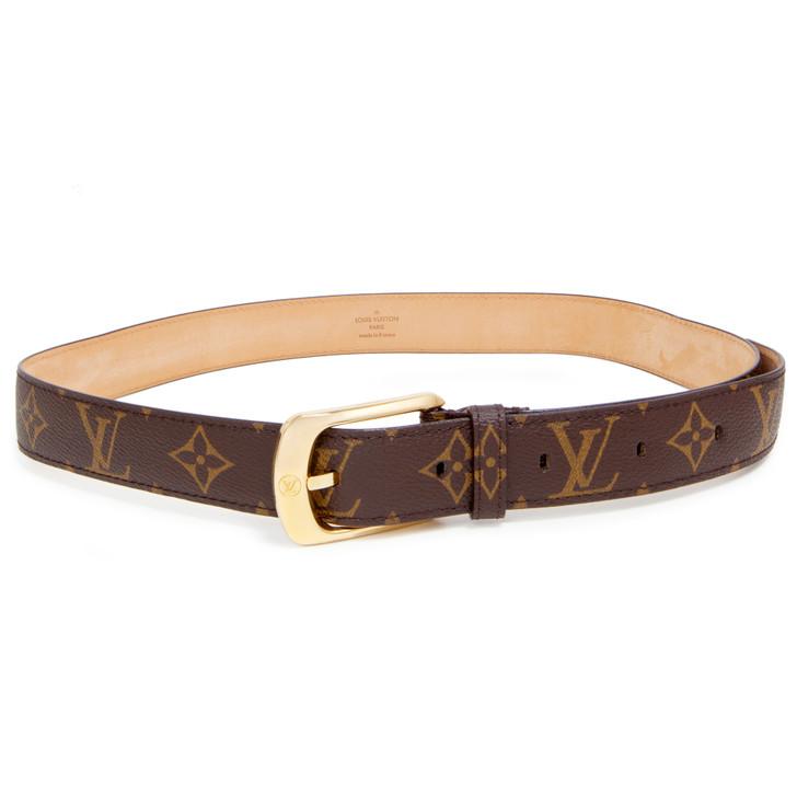 Louis Vuitton Monogram Ellipse 30mm Belt