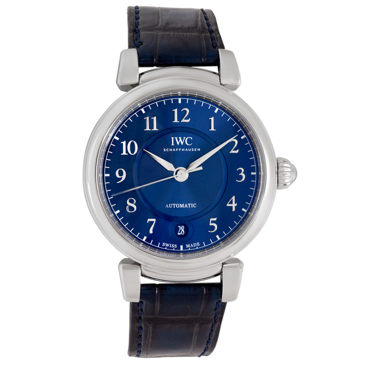 IWC Stainless Steel Da Vinci Automatic 36mm IW458312