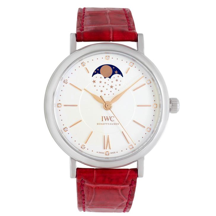 IWC Portofino Automatic Moon Phase 37 Watch IW459011