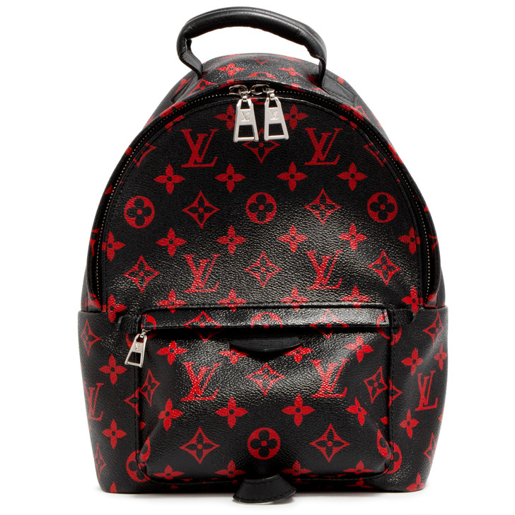 Louis Vuitton Monogram Infrarouge Palm Springs Backpack PM