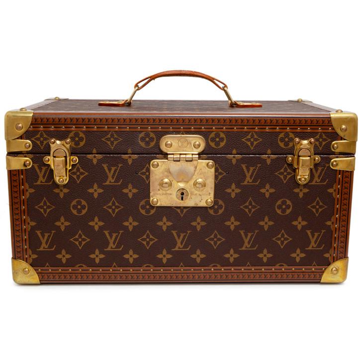 Louis Vuitton Monogram Boite Bouteilles et Glace Case with Mirror