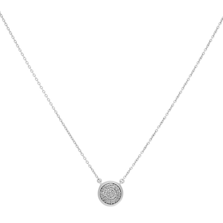 Links of London Sterling Silver Diamond Essentials Necklace