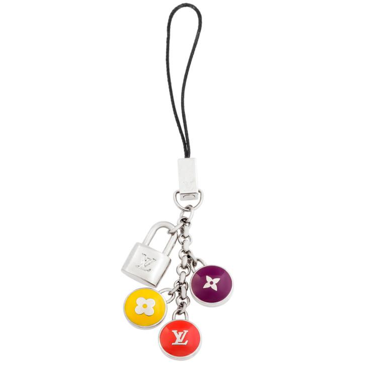 Louis Vuitton Pastilles Phone Charm