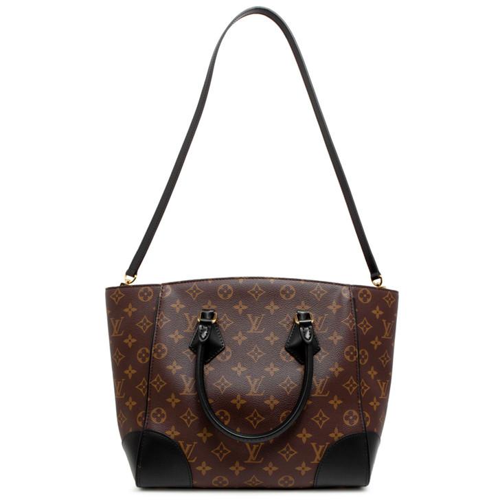 Louis Vuitton Monogram Noir Phenix MM