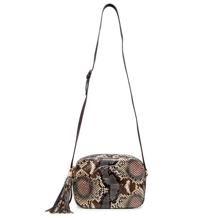 Gucci Python Soho Disco Bag