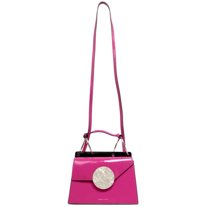 Danse Lente Orchid Pink Patent Phoebe Bis