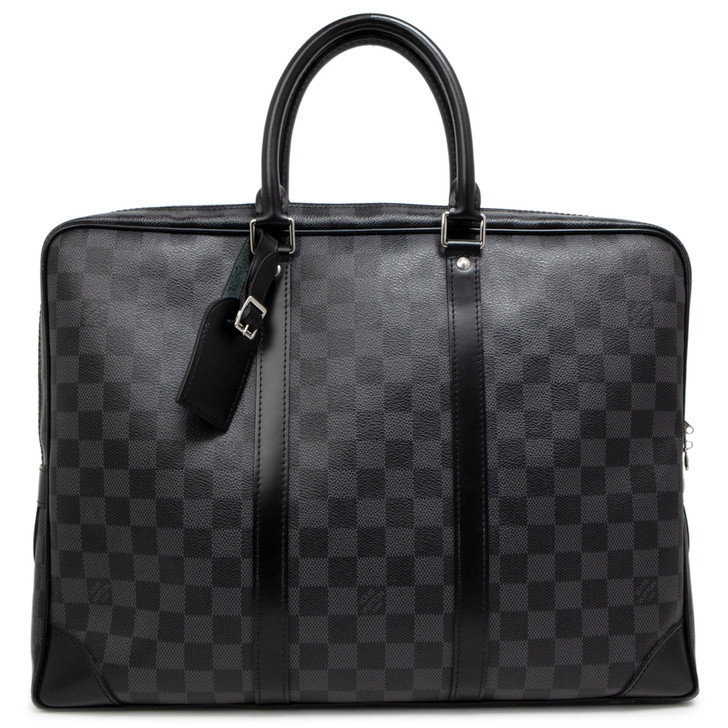 Louis Vuitton Damier Graphite Porte Documents Voyage