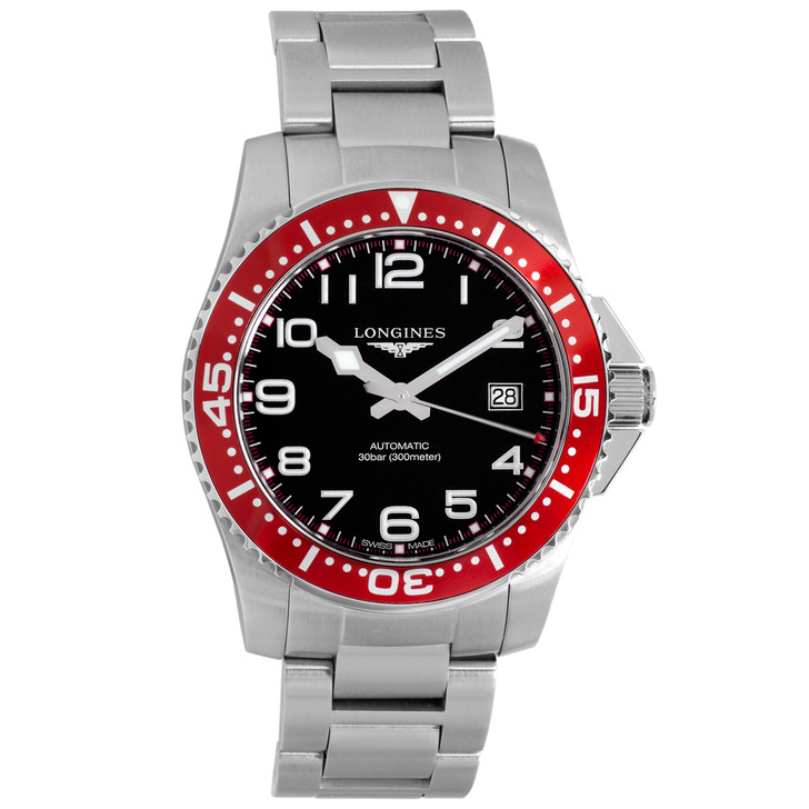 Longines Stainless Steel HydroConquest Automatic L36954596