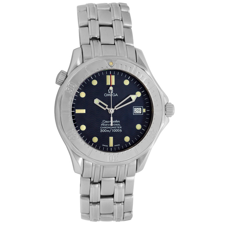 Omega Stainless Steel Seamaster Professional 300M